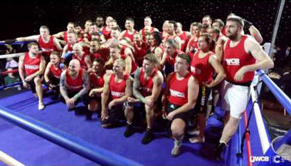 Ultra White Collar Boxing Promo Video